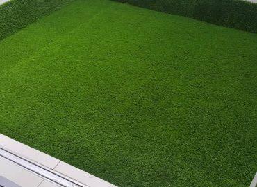 Pemasangan Rumput Tiruan (Artificial Grass) di Seksyen 7 Shah Alam Selangor