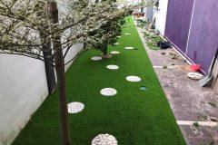 Pemasangan Rumput Tiruan (Artificial Grass) di Taman Paya Rumput Perdana Melaka