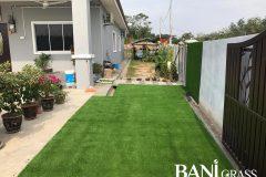 Pemasangan Rumput Tiruan (Artificial Grass) di Pusat Tahfiz Ali-Imran Melaka