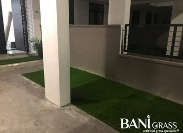 Pemasangan Rumput Tiruan (Artificial Grass) Di Seksyen 12 Shah Alam