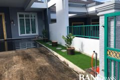 Pemasangan Rumput Tiruan (Artificial Grass) Di Tanjung Minyak Melaka