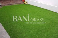 Pemasangan Rumput Tiruan (Artificial Grass) di Puncak Alam Selangor