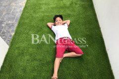 Pemasangan Rumput Tiruan (Artificial Grass) di Nilai