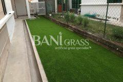 Pemasangan Rumput Tiruan (Artificial Grass) di Bukit Beruang Melaka