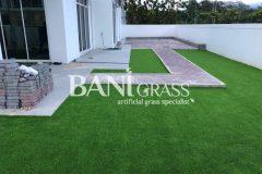 Pemasangan Rumput Tiruan (Artificial Grass) di SIGC Seremban