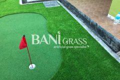 Pemasangan Rumput Tiruan (Artificial Grass) di Taman Cempaka Muar Johor