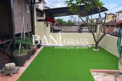 Pemasangan Rumput Tiruan (Artificial Grass) di USJ 9 Subang Selangor