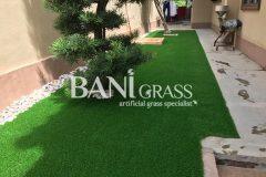 Pemasangan Rumput Tiruan (Artificial Grass) di Taman Muzaffar Shah Melaka