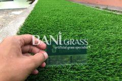 Pemasangan Rumput Tiruan (Artificial Grass) di Klinik Dr Zain Tangga Batu Melaka