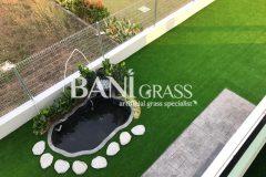 Pemasangan Rumput Tiruan (Artificial Grass) di Taman Belia Antarabangsa Melaka