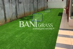 Pemasangan Rumput Tiruan (Artificial Grass) di KLIA Sepang