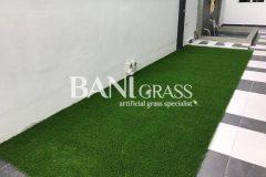 Pemasangan Rumput Tiruan (Artificial Grass) di Taman Pulai Hijauan Johor Bahru