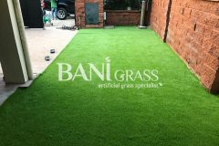 Pemasangan Rumput Tiruan (Artificial Grass) di Bukit Jelutong Shah Alam Selangor