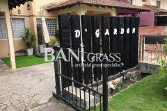 Pemasangan Rumput Tiruan (Artificial Grass) di D'Garden Homestay Melaka