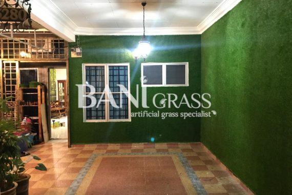 Pemasangan Rumput Tiruan (Artificial Grass) di Kulai Johor Bahru