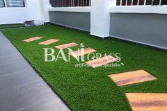 Pemasangan Rumput Tiruan (Artificial Grass) di Pasir Gudang Johor Bahru