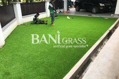 Pemasangan Rumput Tiruan (Artificial Grass) di Batu Berendam Melaka