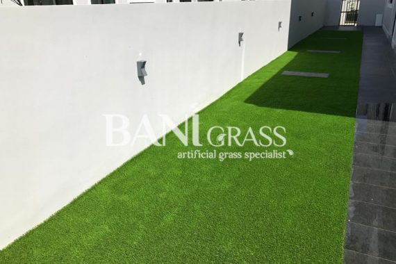 Pemasangan Rumput Tiruan (Artificial Grass) di EcoWorld Pasir Gudang Johor Bahru