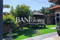 Pemasangan Rumput Tiruan (Artificial Grass) di Muar Johor