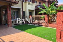 Pemasangan Rumput Tiruan (Artificial Grass) di Bukit Jelutong Shah Alam