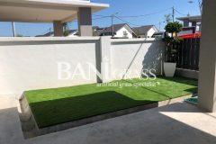 Pemasangan rumput tiruan (artificial grass) di Melaka