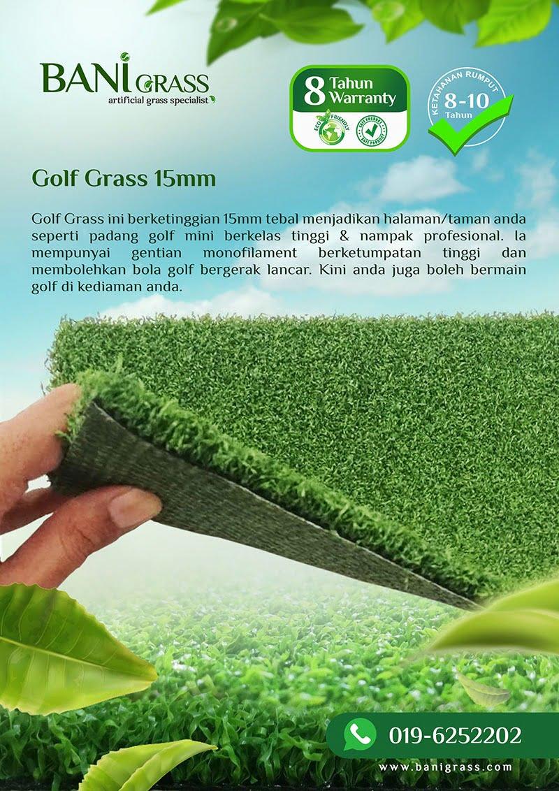 GOLF Grass 15mm