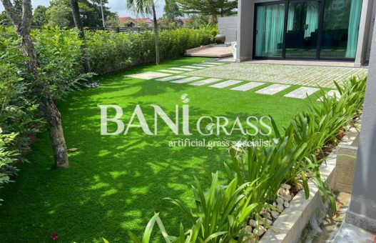 Projek-projek BANI Grass sebelum raya