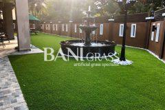 Gambar-gambar Selepas Pemasangan Rumput Tiruan BANI Grass